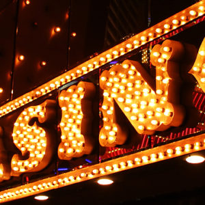 Location de décoration casino