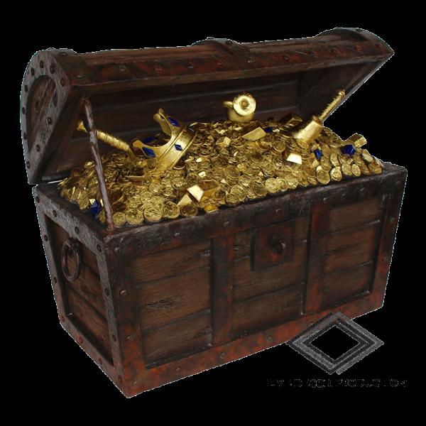 location de coffre au trésor pirate