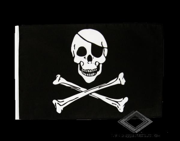 location de drapeau pirate