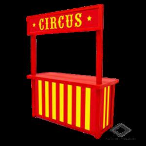 Location de comptoir de cirque