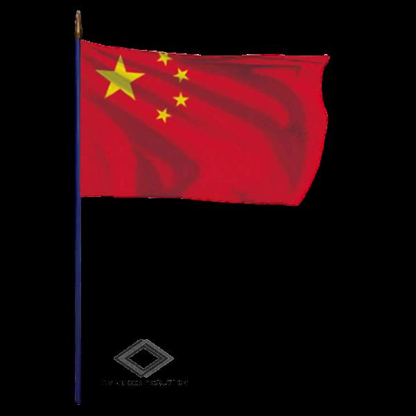 Location de drapeau Chine