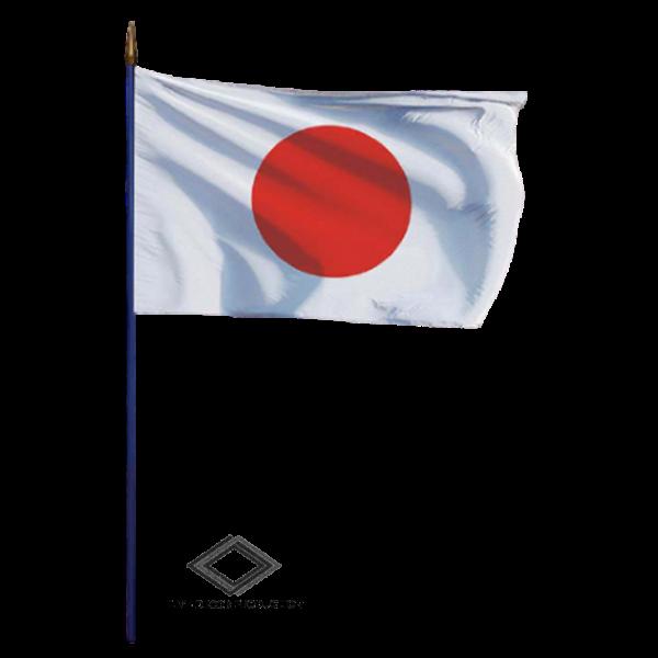 Location de drapeau Japon