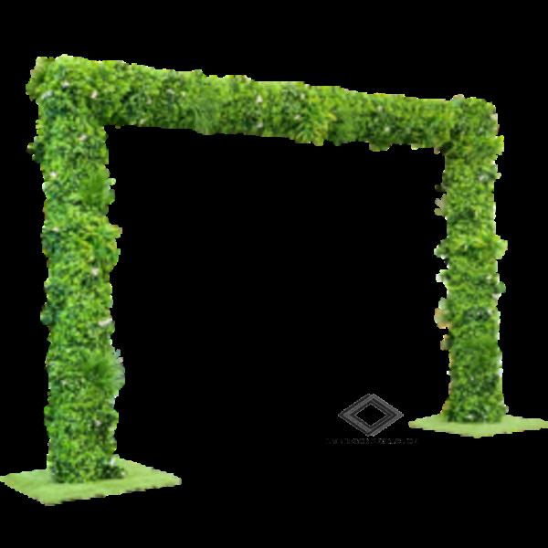 Location d'arche végétale artificielle