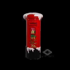 Location de boîte aux lettres du père Noël
