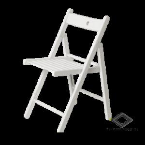 Location de chaise blanche