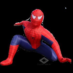 Location de Spider-man gonflable géant
