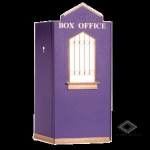Location de stand de ticket box office