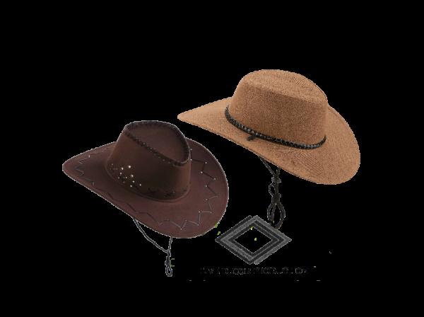 Location de chapeau de cowboy