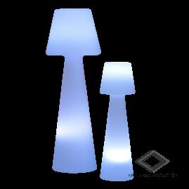 Location de lampe lumineuse géante