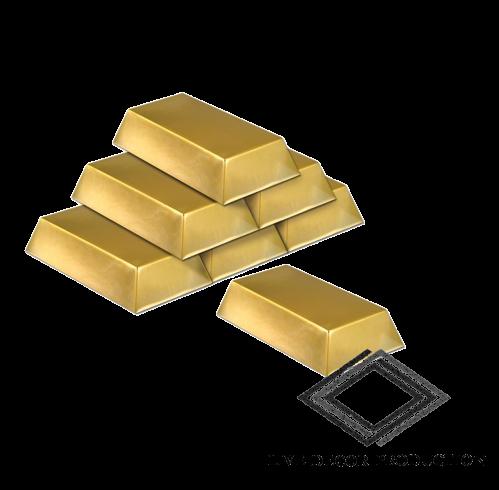 Location de lingot d'or