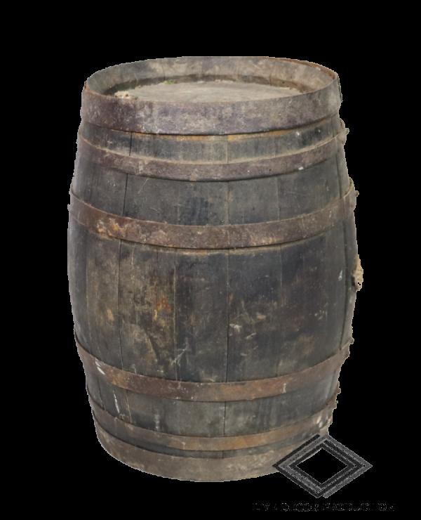baril de poudre