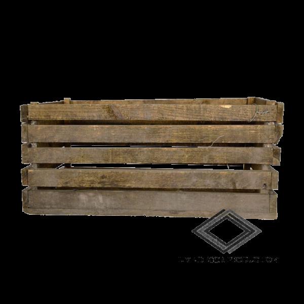 cagette en bois vintage